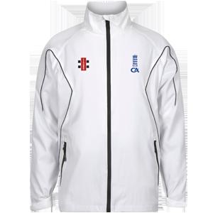 Storm Jacket White